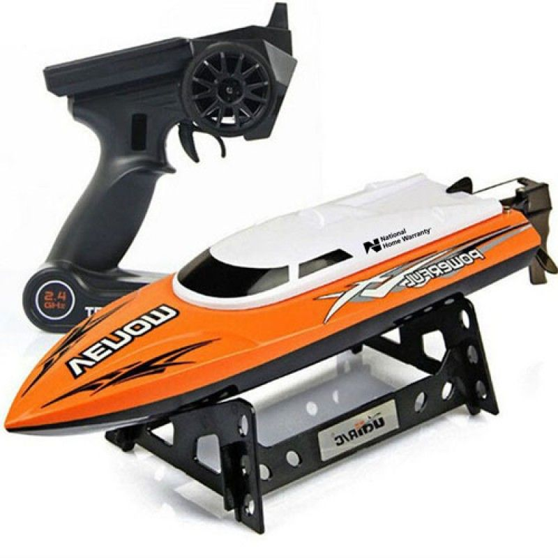 Wholesale 2.4GHz 4CH Water Cooling High Speed RC Boat