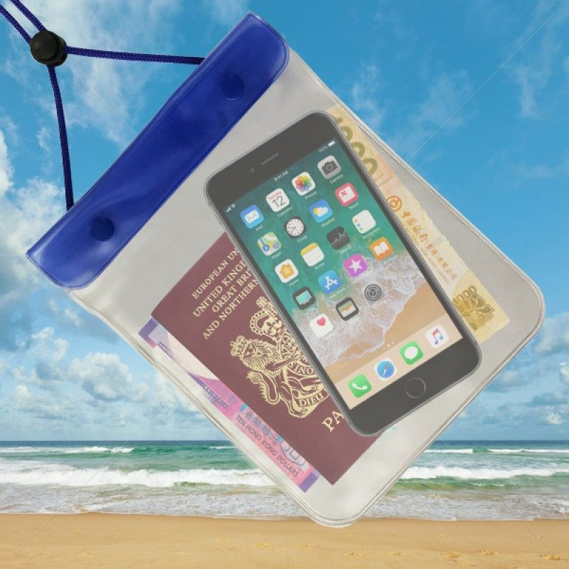 Wholesale Double Size Water Resistant Pouch