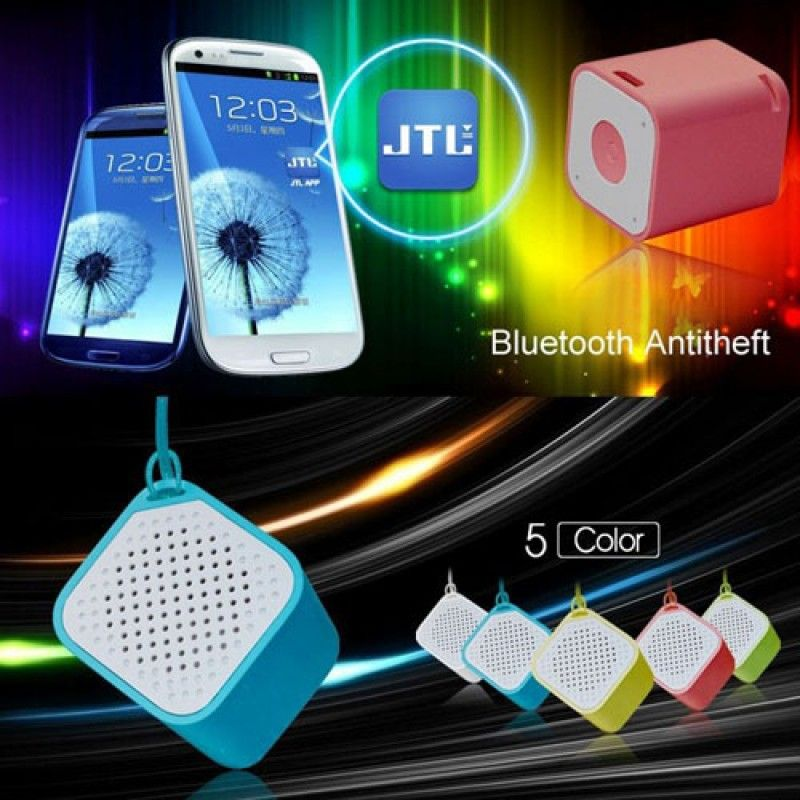 Wholesale Anti-Lost Mini Square Bluetooth Speaker