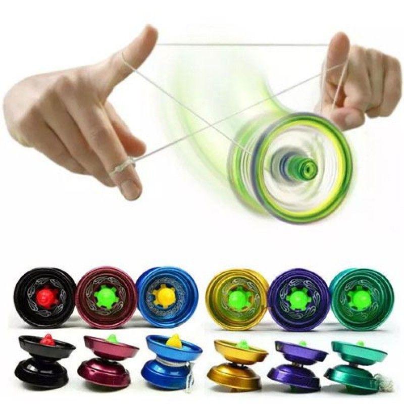 Wholesale Aluminum Ball Bearing String YoYo Toy