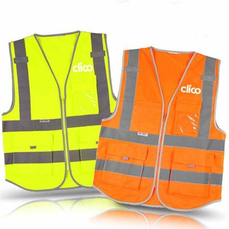 Wholesale Dark Night Working Reflective Safety Vest