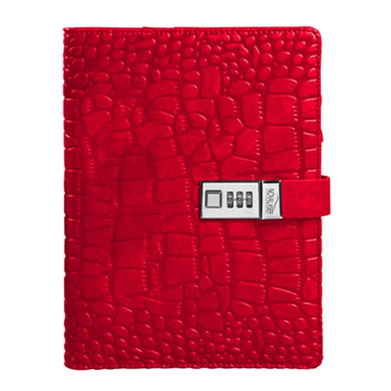 Wholesale Fashion Alligator Pattern A5 Diary