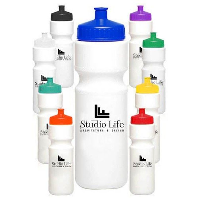 Wholesale Push Cap 28 Oz Water Bottle