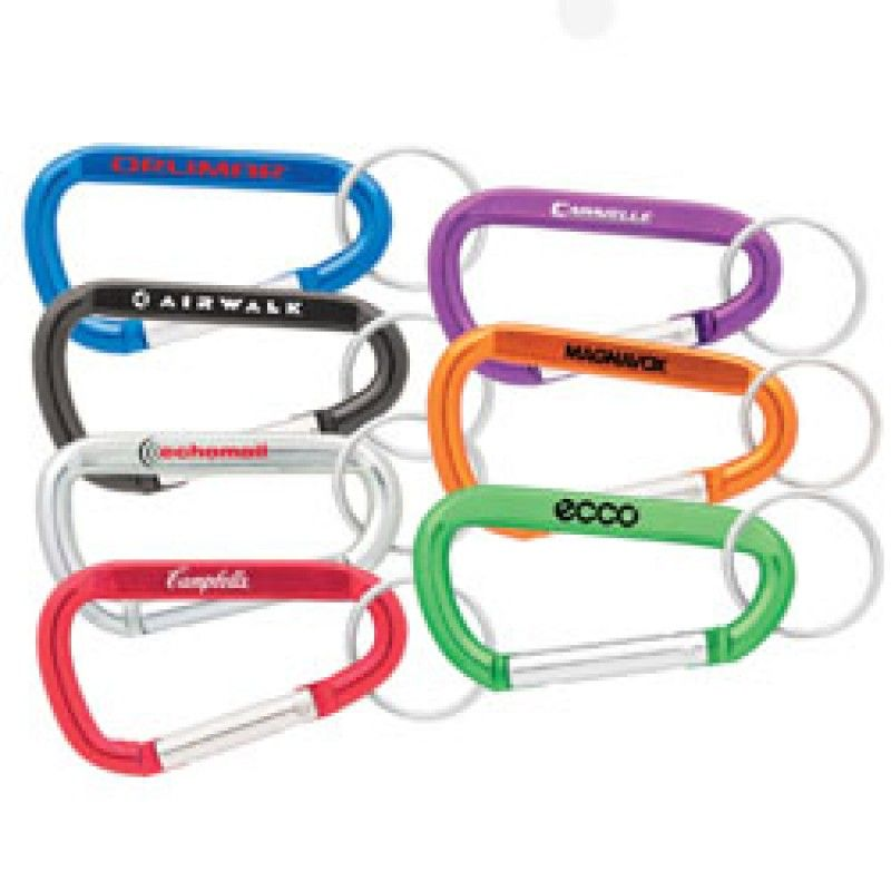 Wholesale 8cm Carabiner - Revised Prices!