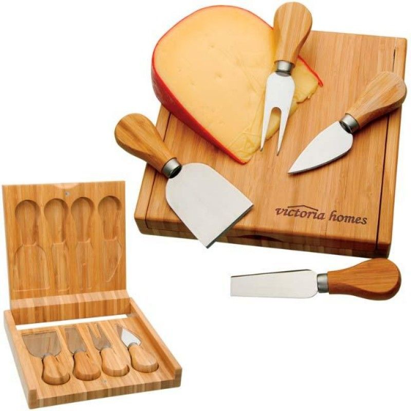 Wholesale Bamboo Cheese Set-[NW-91819]