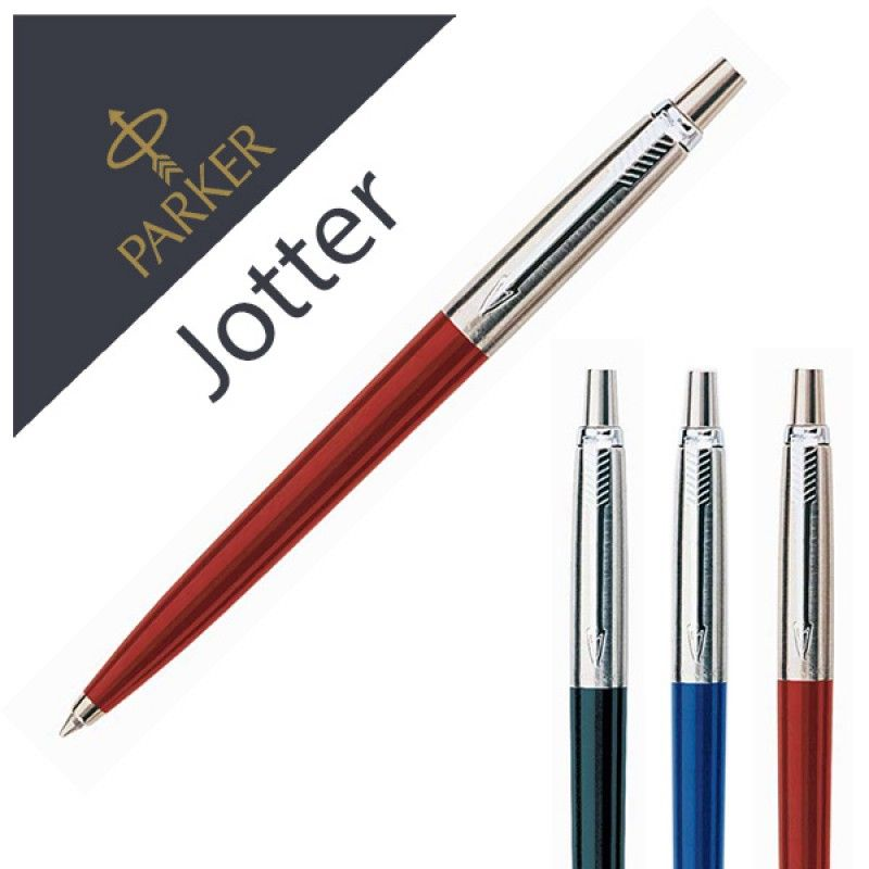 Wholesale Parker Jotter - coloured barrel