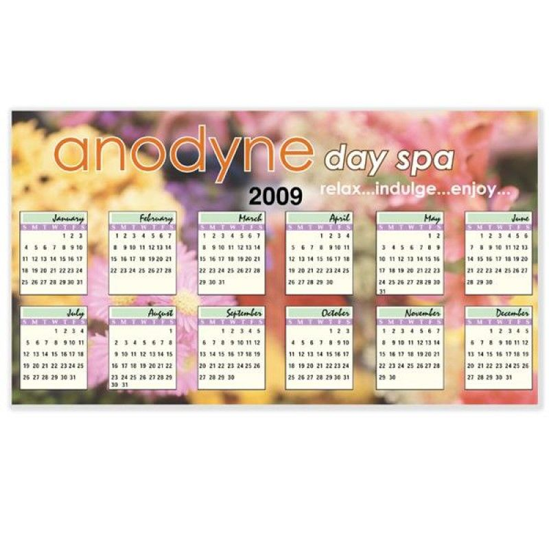 Wholesale Calendar Magnet - Large-[BG-27137]