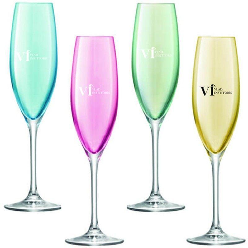 Wholesale Champagne Flute Pastel