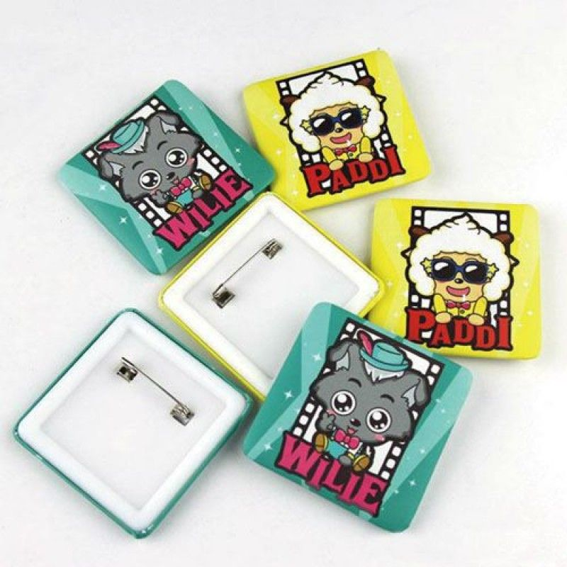 Wholesale Custom Pin Button Badge