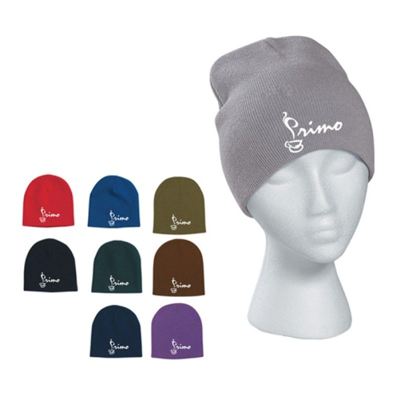 Wholesale Acrylic Knitted Beanie Cap