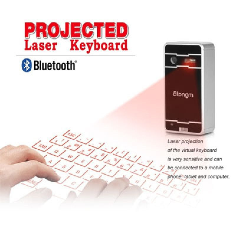 Wholesale Bluetooth Laser Virtual Keyboard