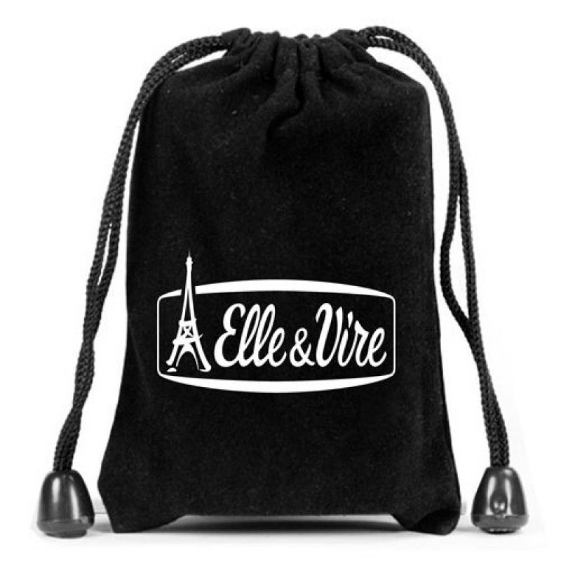 Wholesale Velvet Flash Drive Drawstring Bag