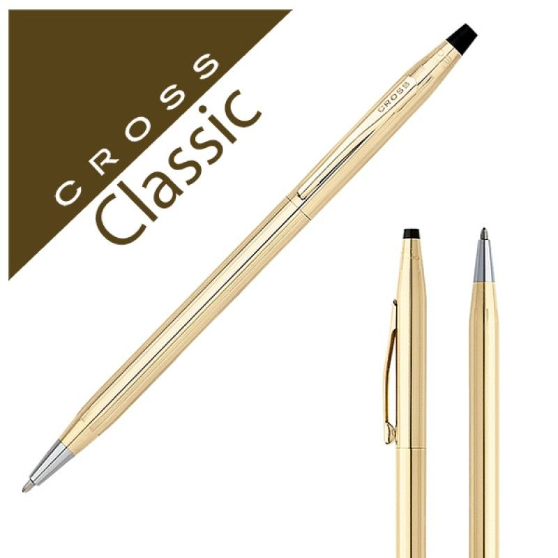 Wholesale Cross Classic Century 10k rolled gold pen