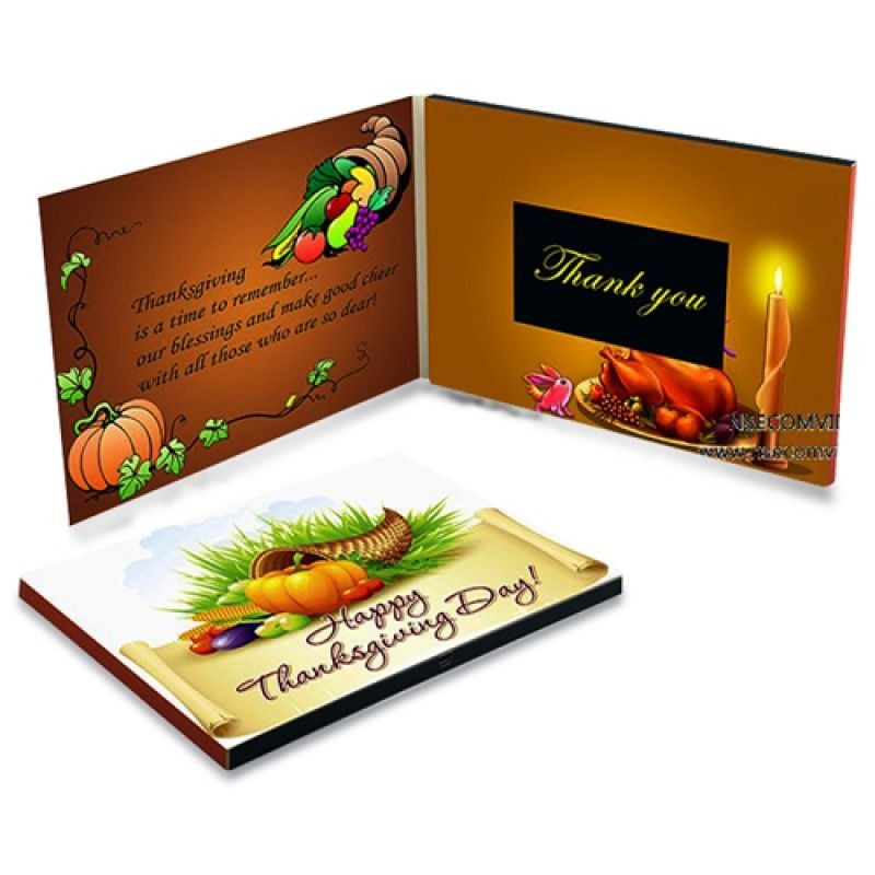 Wholesale 3.5 Inch Video Greeting Card