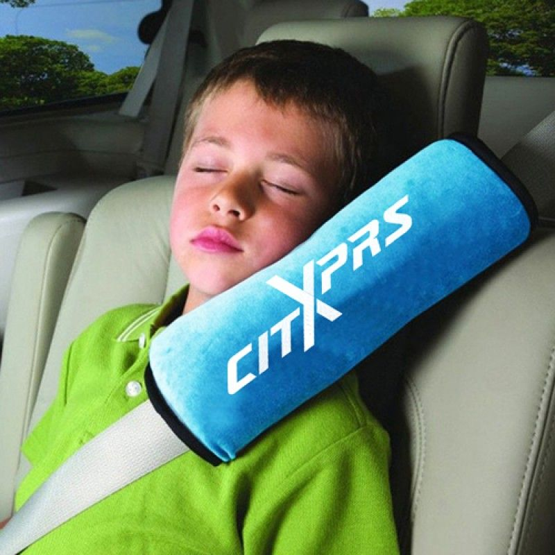 Wholesale Car Soft Neck Pillow Safety Belt