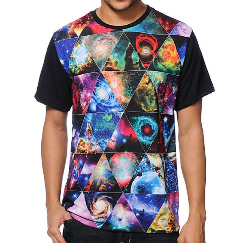 Wholesale All Over Print T-Shirts