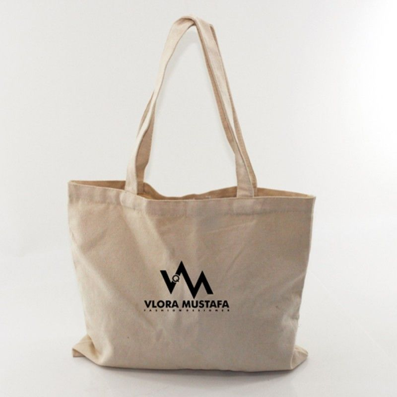 Wholesale Canvas Cotton Shopping Bag