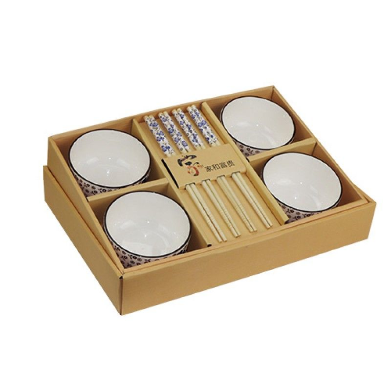 Wholesale Chopsticks and Bowl Set