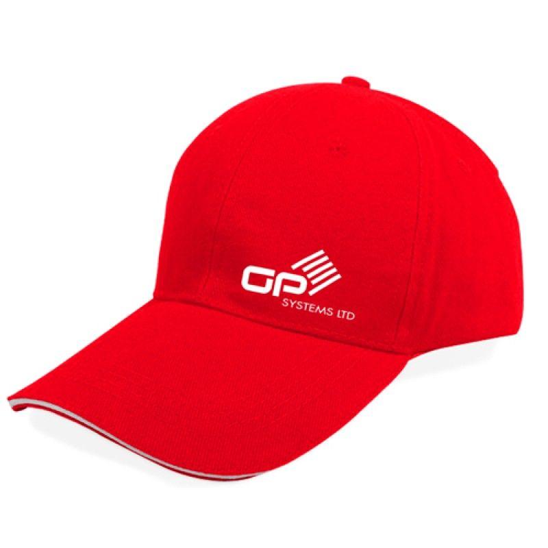 Wholesale Curved Brim Cotton Baseball Cap