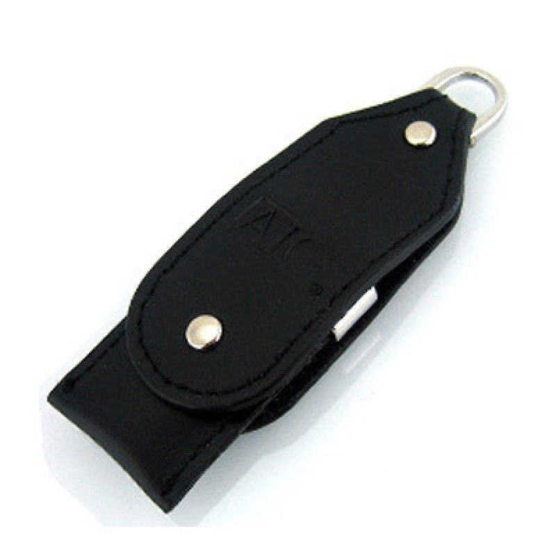 Wholesale Keychain Leather USB