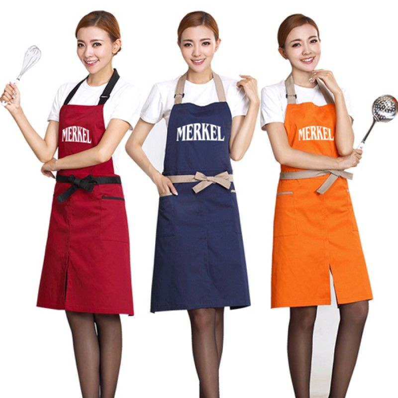 Wholesale Cooking Hanging Neck Aprons