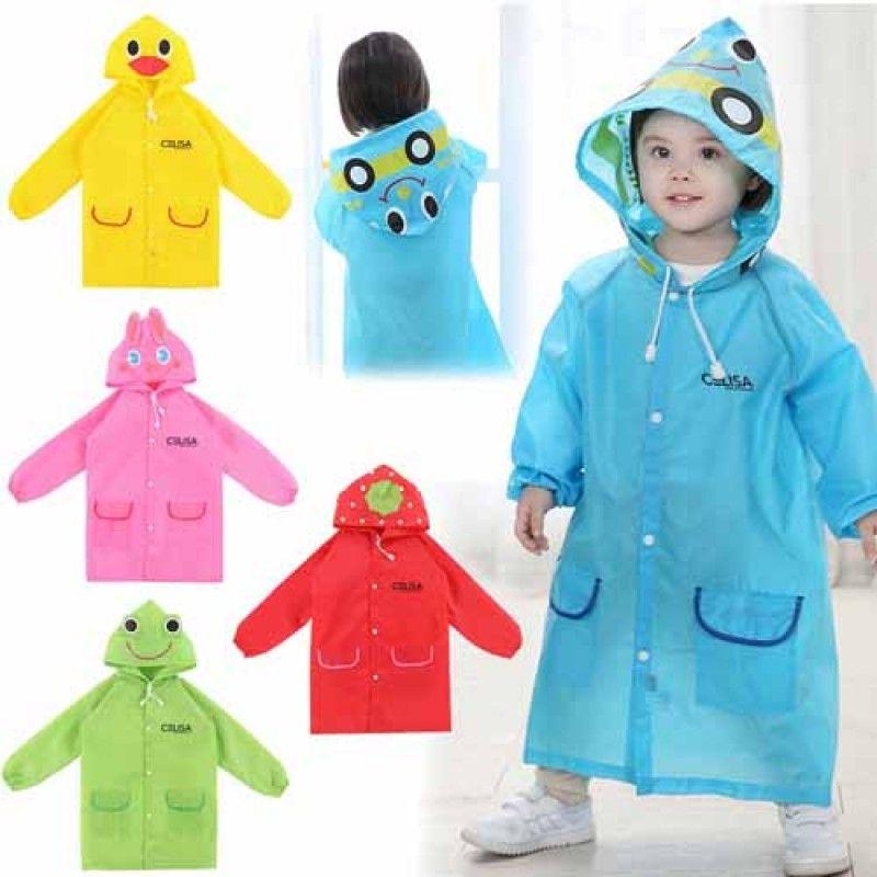 Wholesale Kids Waterproof Raincoat