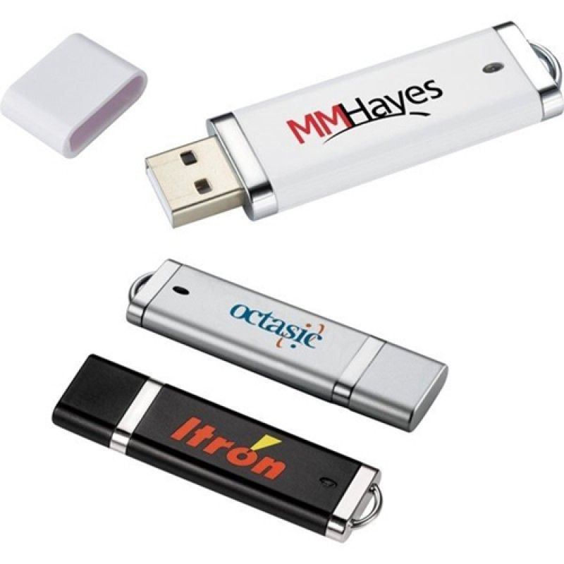 Wholesale 8GB Deluxe USB Flash Drive