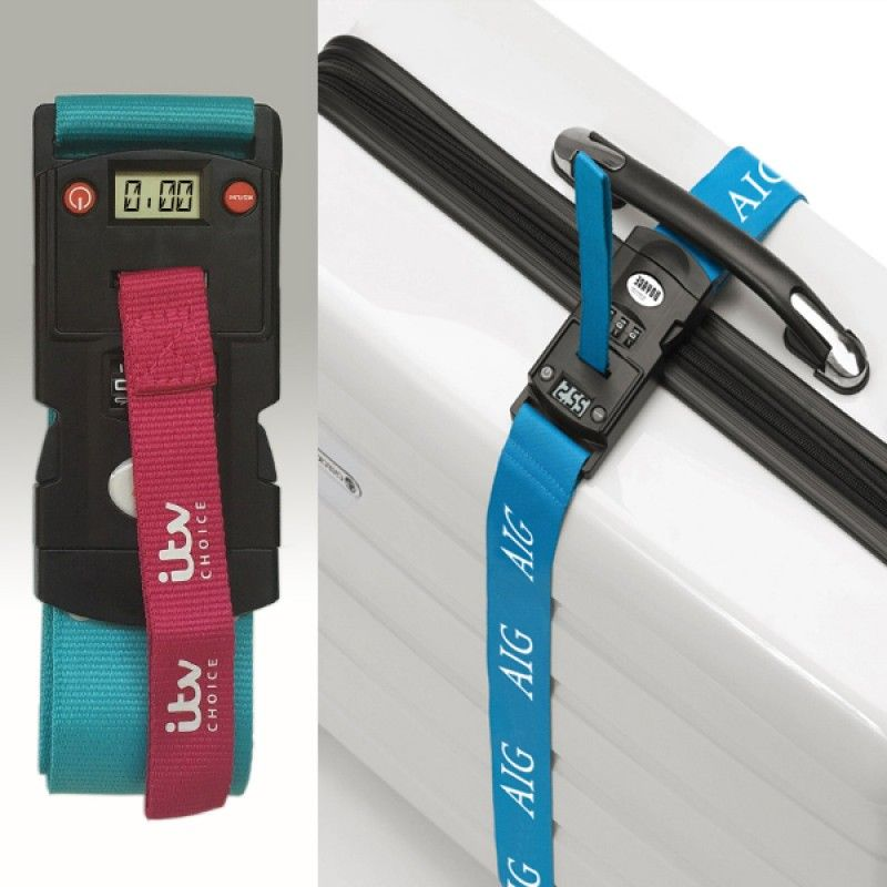 Wholesale Luggage Strap With Scale
