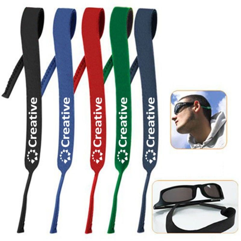 Wholesale Neoprene Soft Eyeglasses Strap