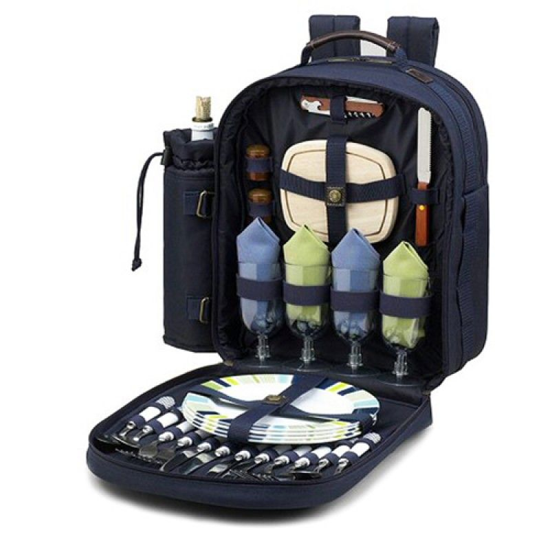 Wholesale 4 Person Picnic Backpack