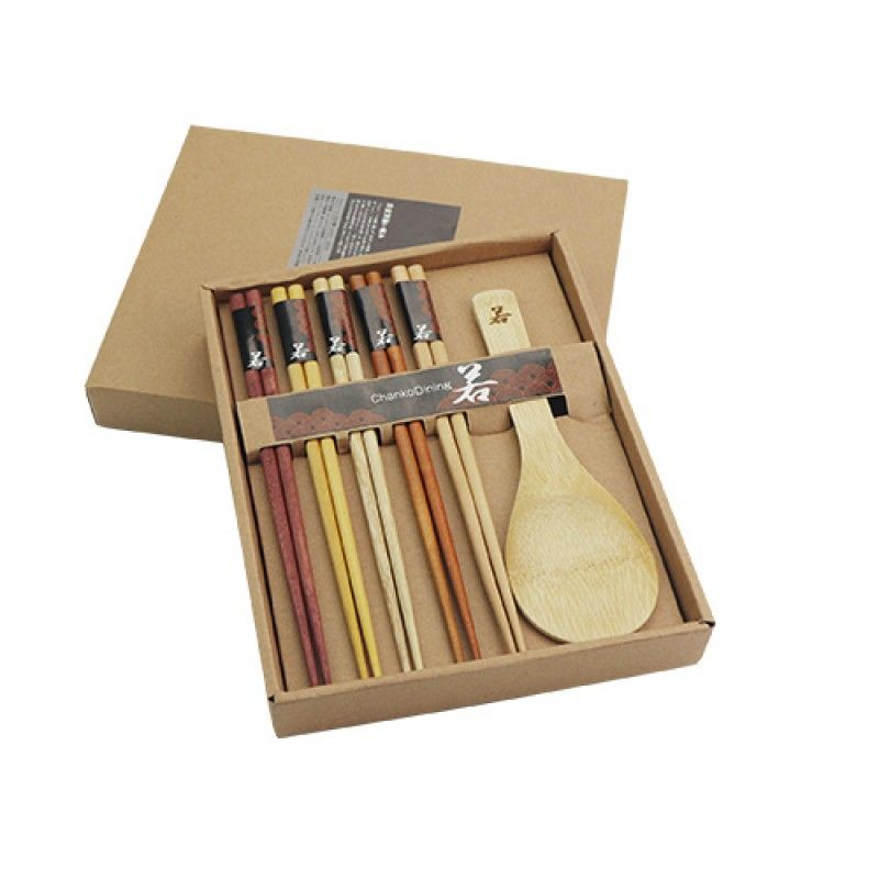 Wholesale Chopsticks and Spoon Set