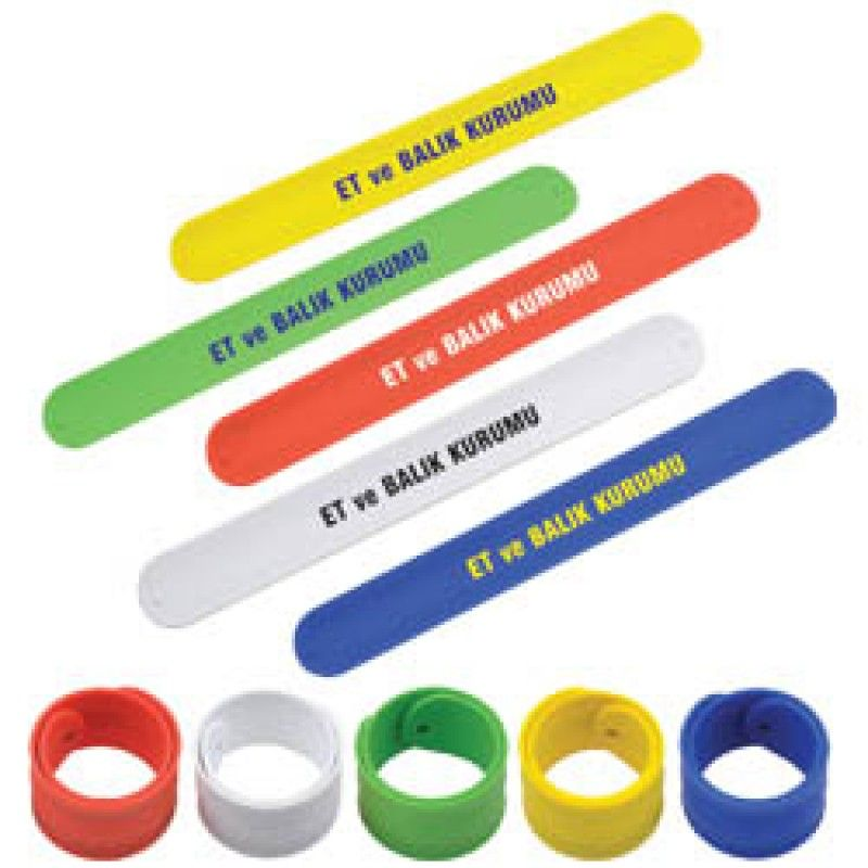 Wholesale Silicone Slap Band
