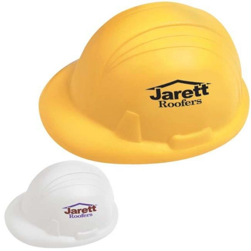 Wholesale Hard Hat Stress Ball-[NW-91728]