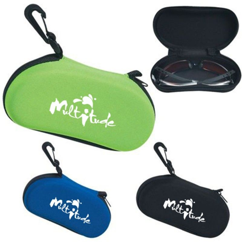 Wholesale EVA Sunglass Case with Clip