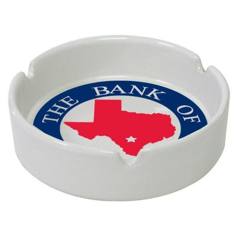 Wholesale Ceramic Ash Tray-[FL-28008]