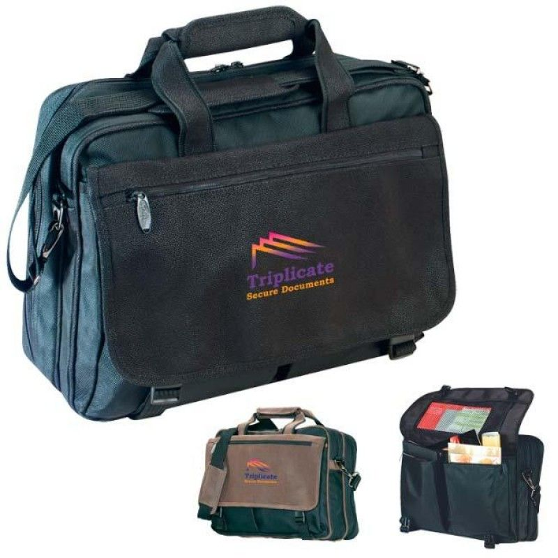 Wholesale Kodiak Eclipse Briefcase-[NW-91137]