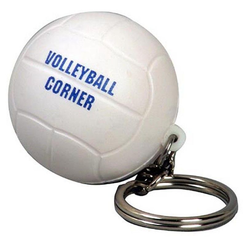 Wholesale Volleyball Keychain Stress Reliever-[AL-28010]