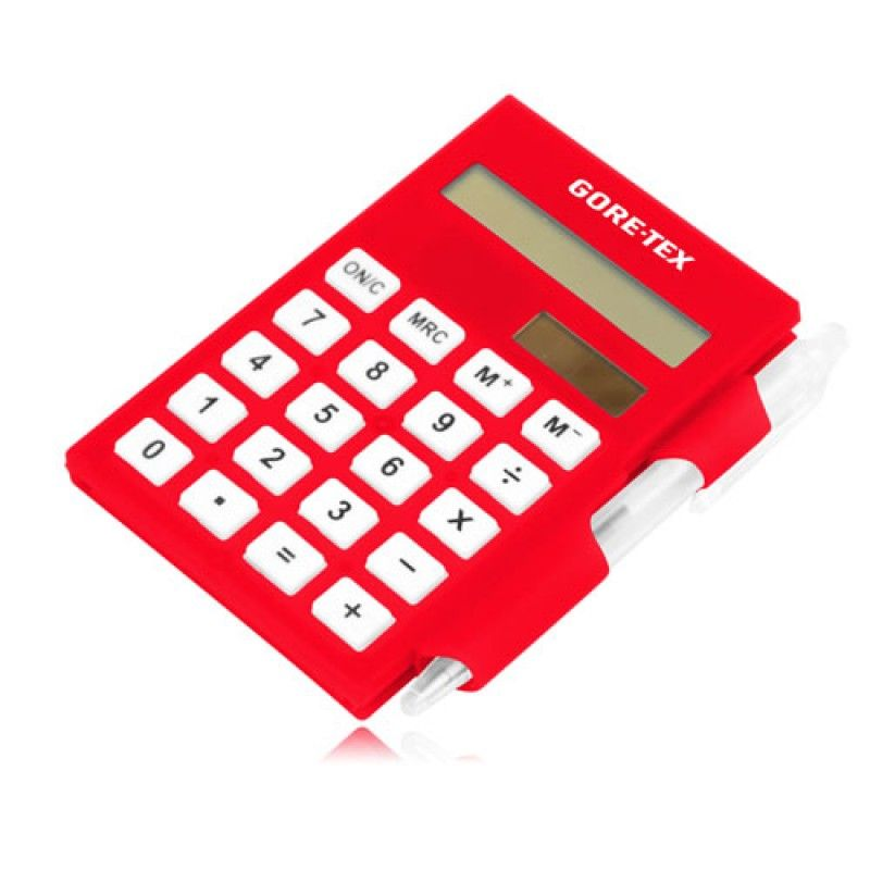 Wholesale Notepad Calculator With Pen