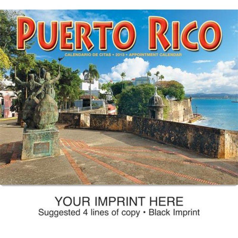 Wholesale Puerto Rico Calendar-[HL-27029]