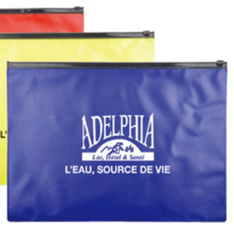 Wholesale A4 PVC File Bag