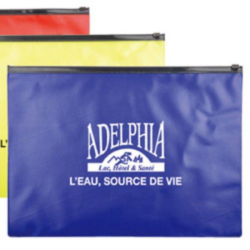 Wholesale A4 PVC File Bag