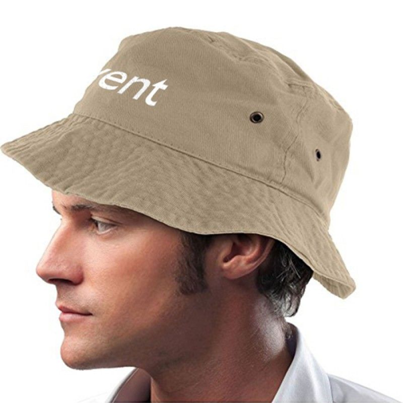 Wholesale Cotton Polyester Blend Twill Bucket Hat
