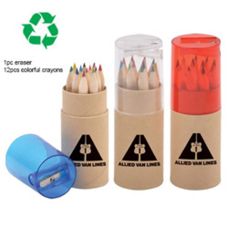 Wholesale Recycled Crayon Set