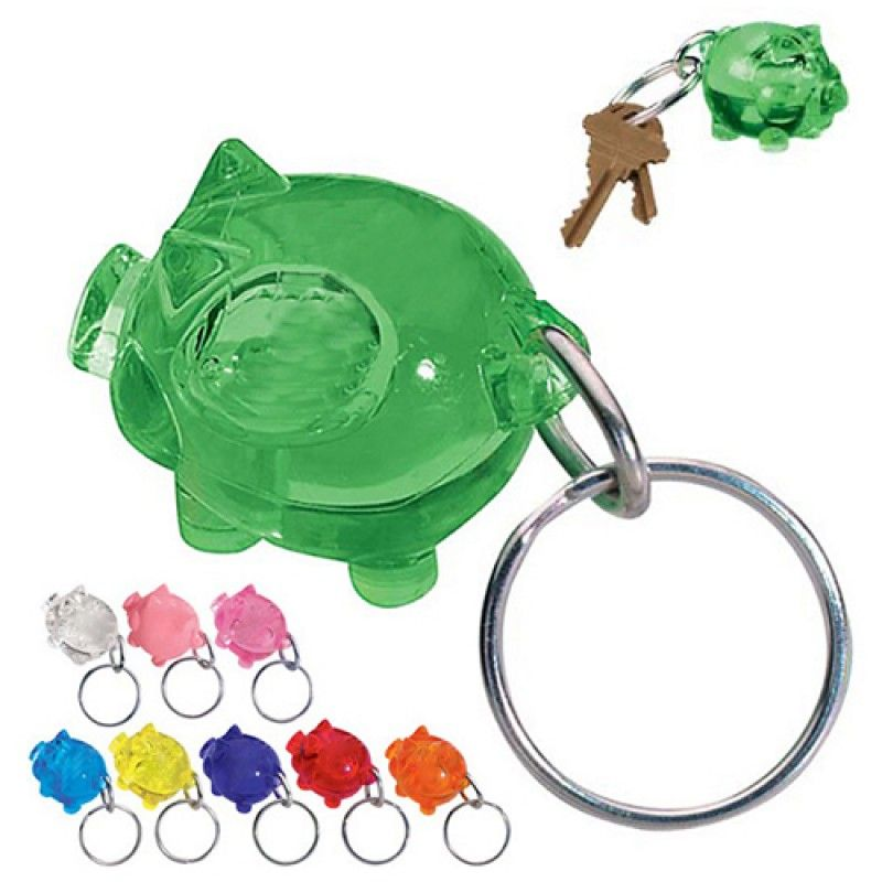 Wholesale Promotional Piggy Key Chain