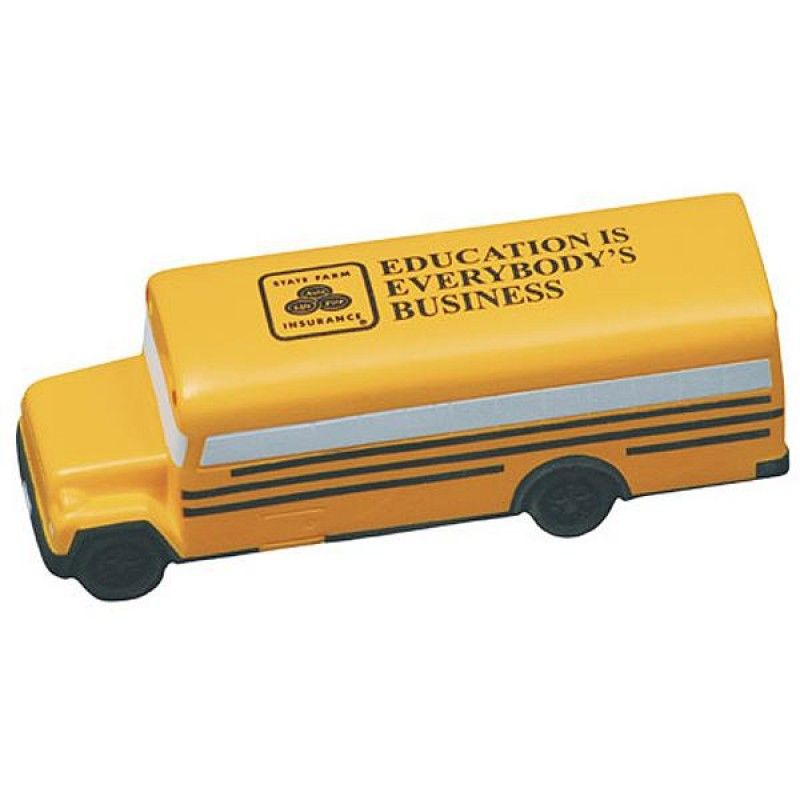 Wholesale Conventional School Bus Stress Reliever-[AL-28029]