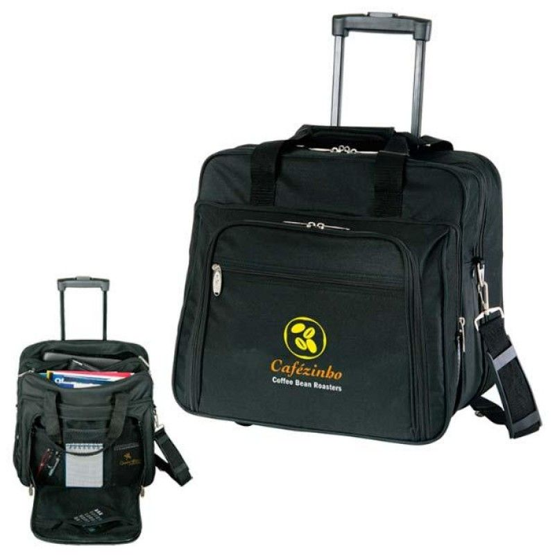 Wholesale Wheeled Briefcase-[NW-91135]