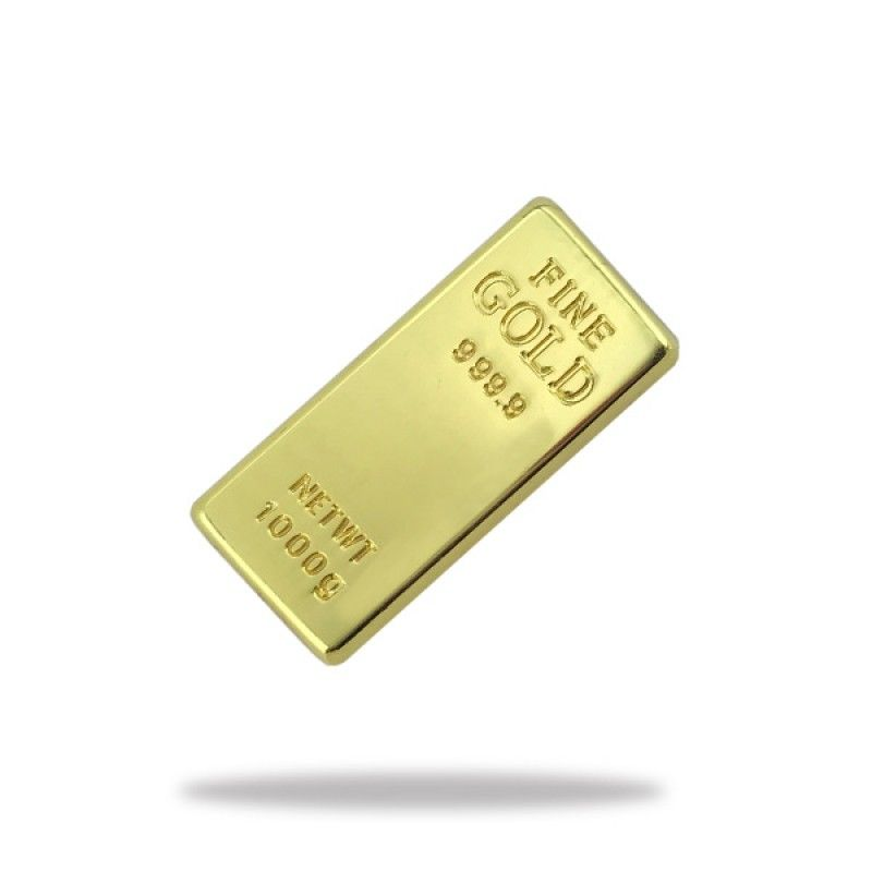 Wholesale Gold Ingot USB