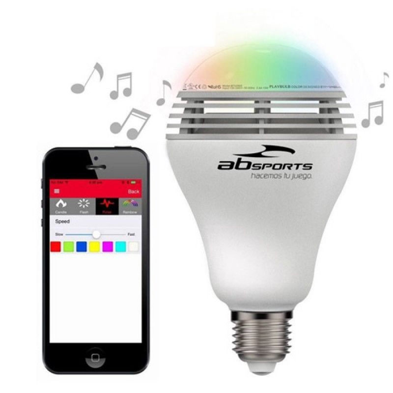 Wholesale LED Bulb Wireless Bluetooth Speaker