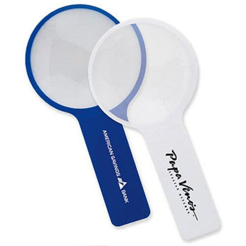 Wholesale Hand Held Thin Detective Magnifier