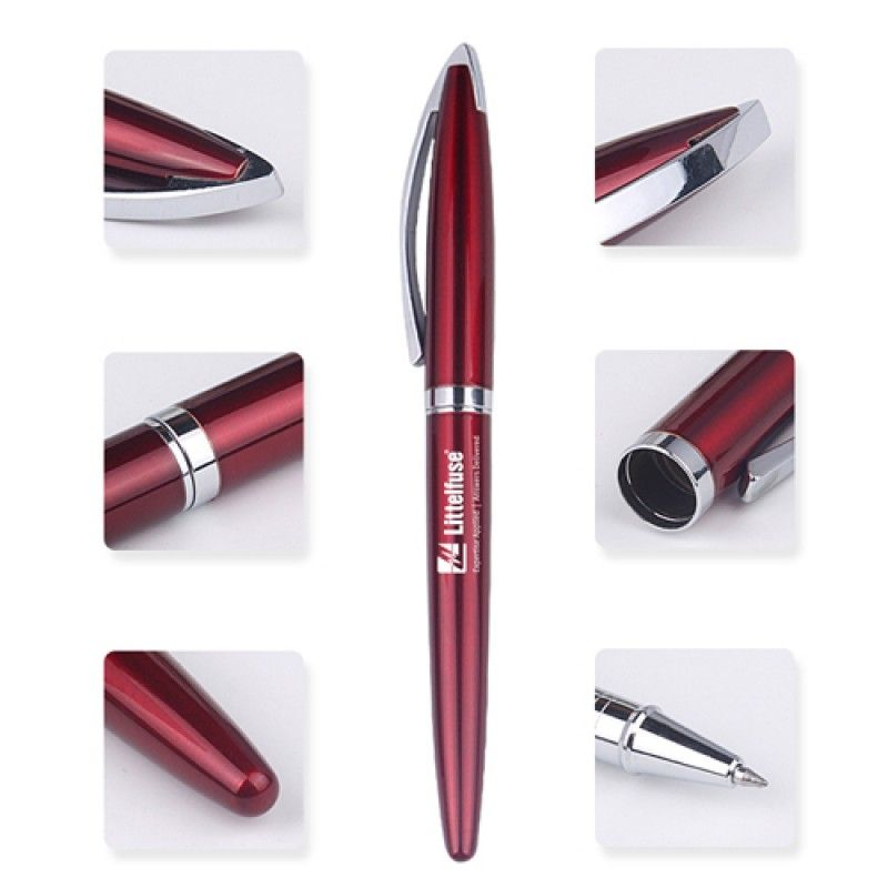 Wholesale Standard Metal Executive Rollerball Pen